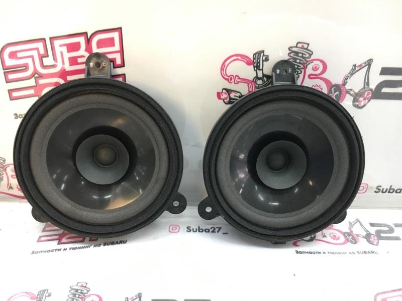 Мультимедиа акустика Subaru Legacy BR9 EJ255 2012 задняя (б/у)