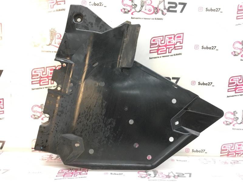 Защита бака Subaru Outback BP9 EJ253 2008 задняя левая (б/у)