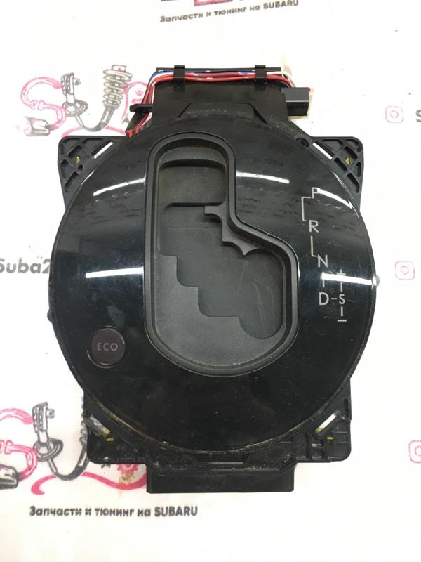 Пластик салона Subaru Outback BP9 EJ253 2008 передний (б/у)