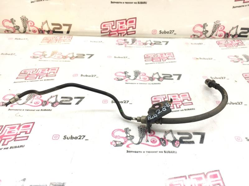 Шланги тормозные Subaru Outback BP9 EJ253 2008 задние правые (б/у)