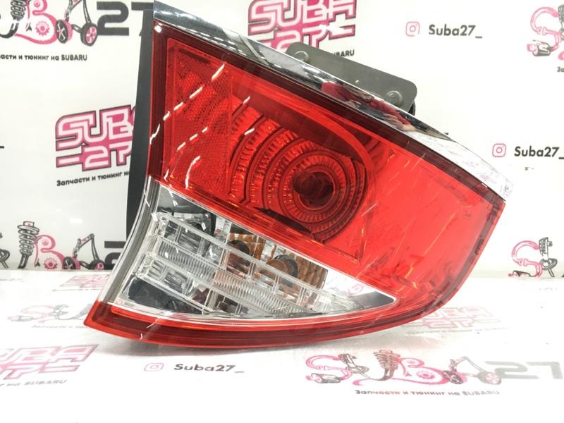 Стоп-сигнал Subaru Legacy BL5 2006 задний левый (б/у)