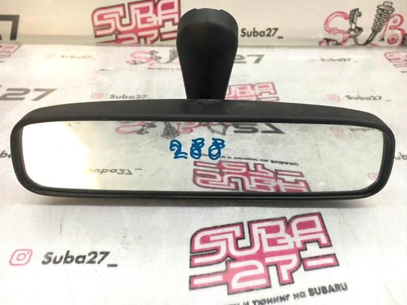Зеркало салона Subaru Outback BP9 EJ253 2008 (б/у)