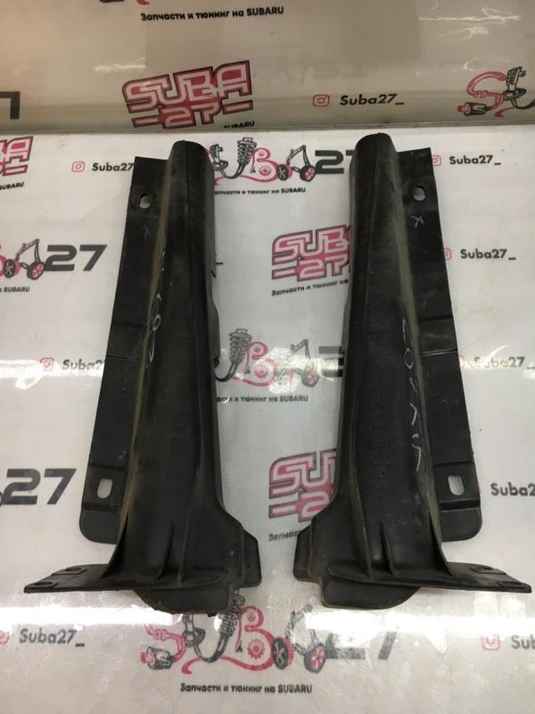 Крепление бампера Subaru Legacy BP5 EJ20X 2007 заднее (б/у)