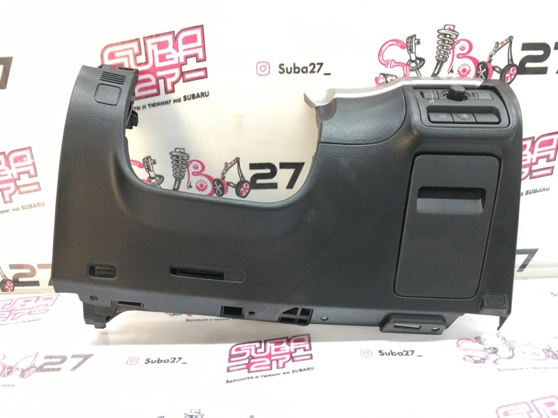 Пластик салона Subaru Legacy BP5 EJ20X 2007 (б/у)