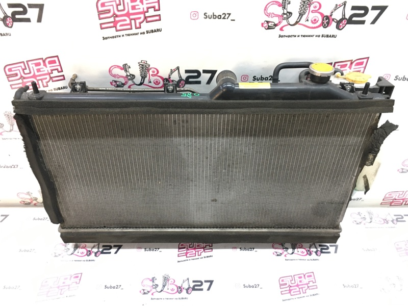 Радиатор двс Subaru Impreza Wrx Sti GRF EJ257 2009 (б/у)