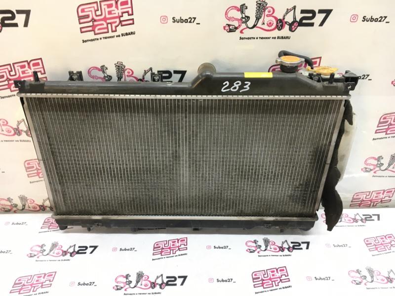 Радиатор двс Subaru Forester SJG FA20 2013 (б/у)
