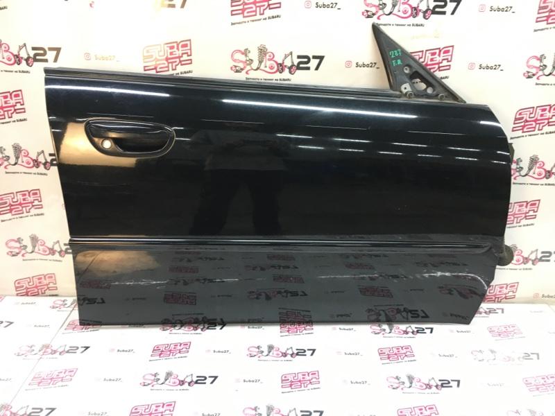 Дверь Subaru Legacy BL5 EJ20X 2006 передняя правая (б/у)