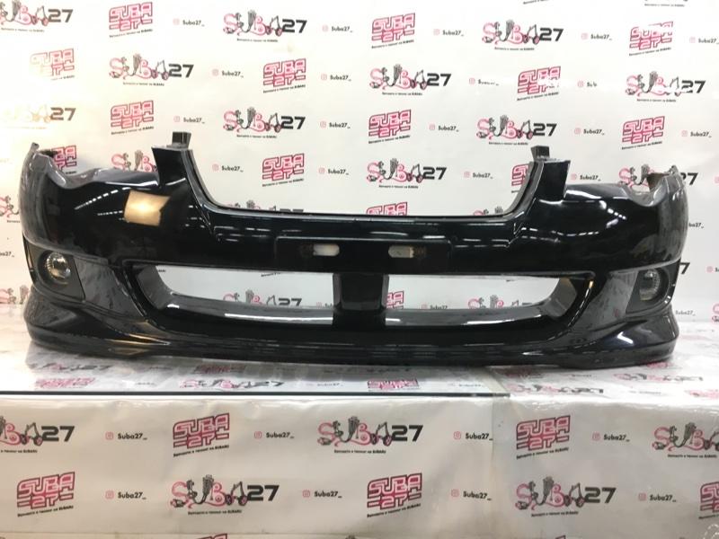 Бампер Subaru Legacy BL5 EJ20X 2006 передний (б/у)
