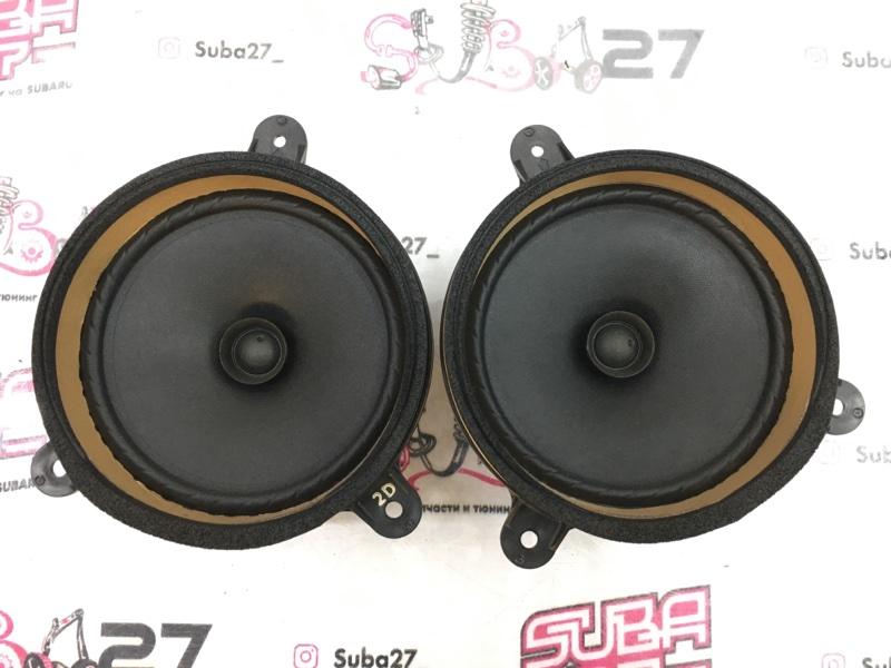 Мультимедиа акустика Subaru Legacy BL5 EJ20X 2006 задняя (б/у)