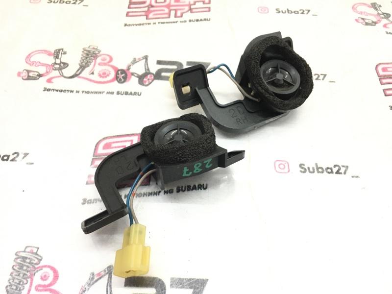 Мультимедиа акустика Subaru Legacy BL5 EJ20X 2006 (б/у)