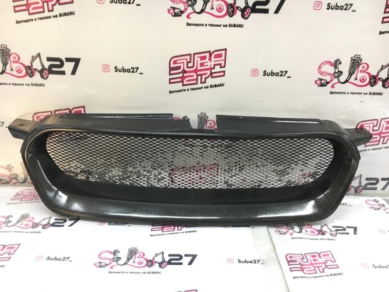 Решетка радиатора Subaru Legacy BL5 EJ20X 2006 (б/у)