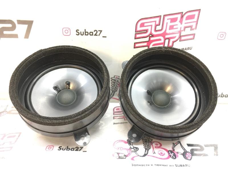 Мультимедиа акустика Subaru Impreza Wrx Sti GRF EJ257 2009 задняя (б/у)