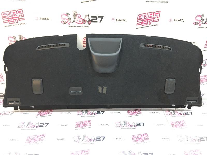 Пластик салона Subaru Legacy BL5 EJ20X 2006 задний (б/у)