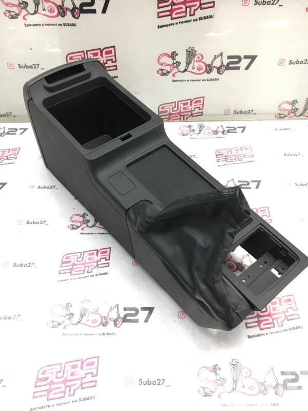 Подлокотник Subaru Impreza Wrx Sti GRF EJ257 2009 передний (б/у)