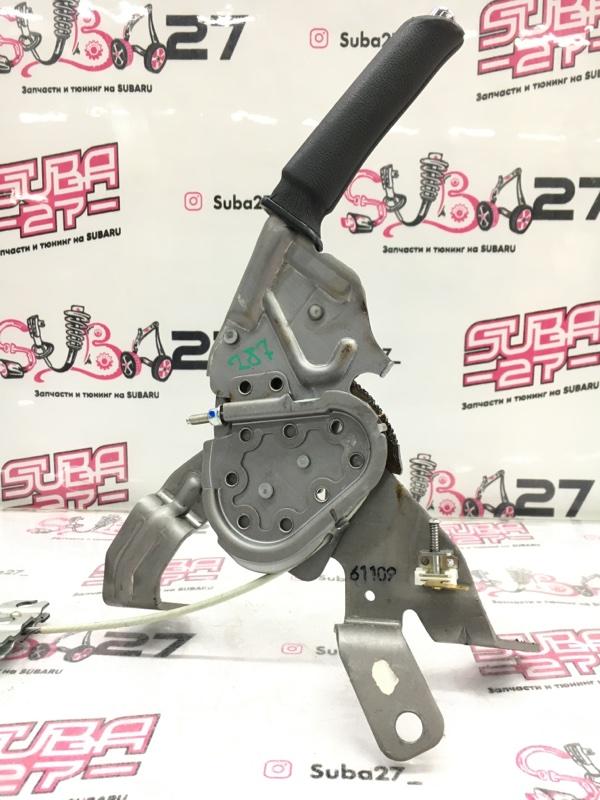 Ручник Subaru Legacy BL5 EJ20X 2006 (б/у)
