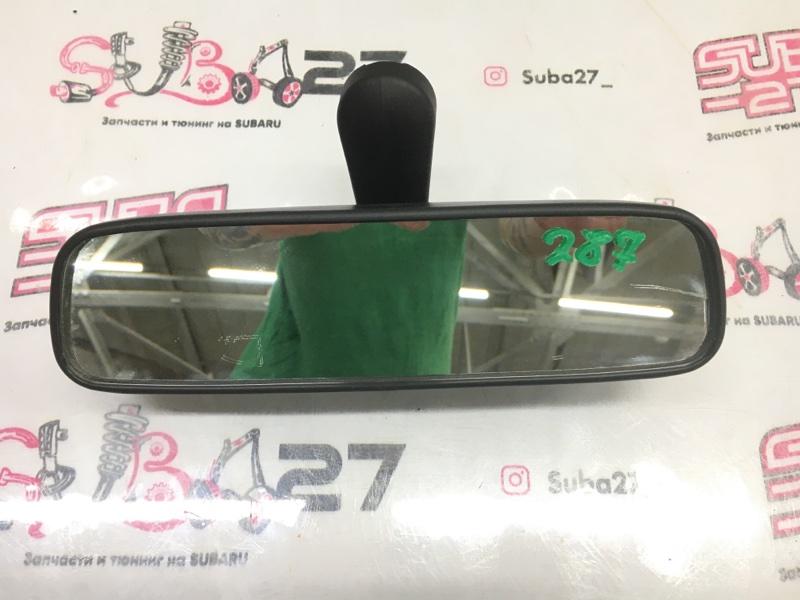 Зеркало салона Subaru Legacy BL5 EJ20X 2006 (б/у)