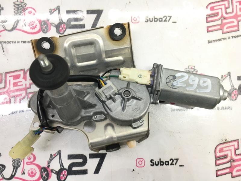 Мотор дворников Subaru Legacy BLE EZ30 2008 (б/у)