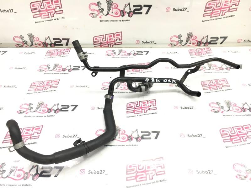 Трубки охлаждения Subaru Impreza GRB EJ207 2013 (б/у)