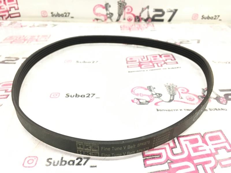 Ремень приводной Subaru Impreza GRB EJ207 2013 (б/у)
