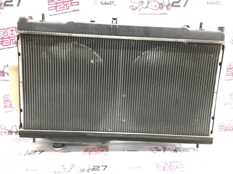 Радиатор двс Subaru Legacy BP5 EJ20X 2003 (б/у)