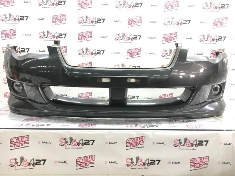 Бампер Subaru Legacy BL9 EJ253 2007 передний (б/у)