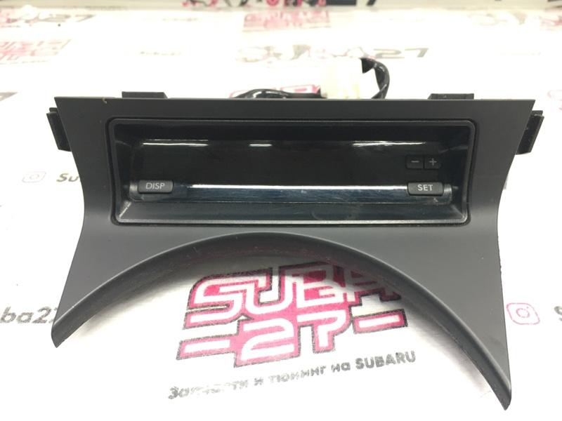 Часы Subaru Legacy BL9 EJ253 2007 (б/у)