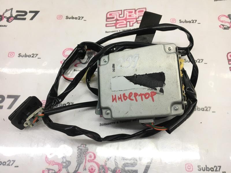 Инвертор, преобразователь напряжения Subaru Legacy BLE EZ30 2008 (б/у)