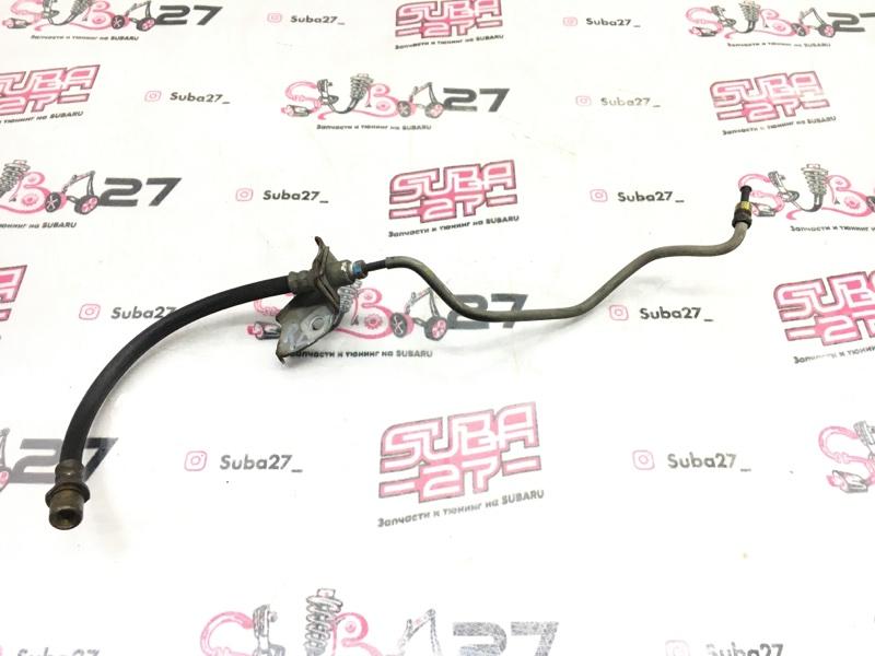 Шланги тормозные Subaru Legacy BP5 EJ20X 2003 задние левые (б/у)