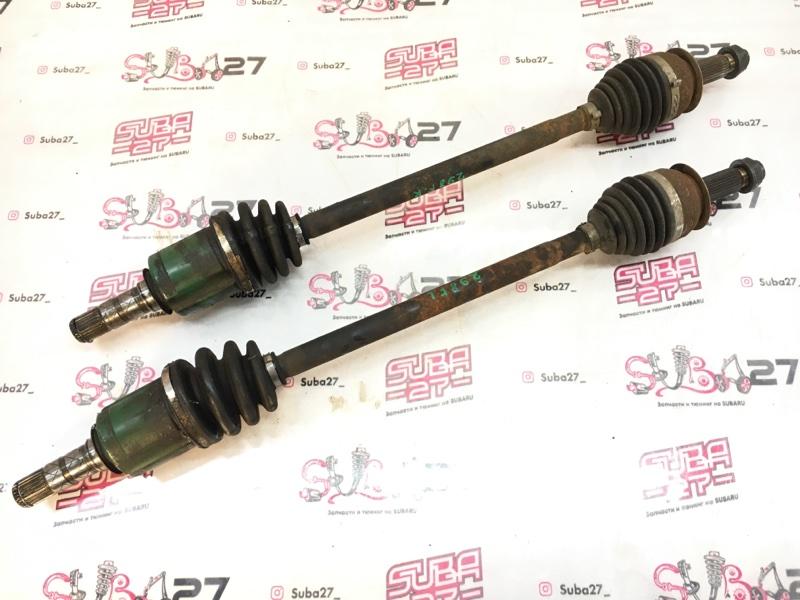 Привод Subaru Legacy BL9 EJ253 2007 передний (б/у)