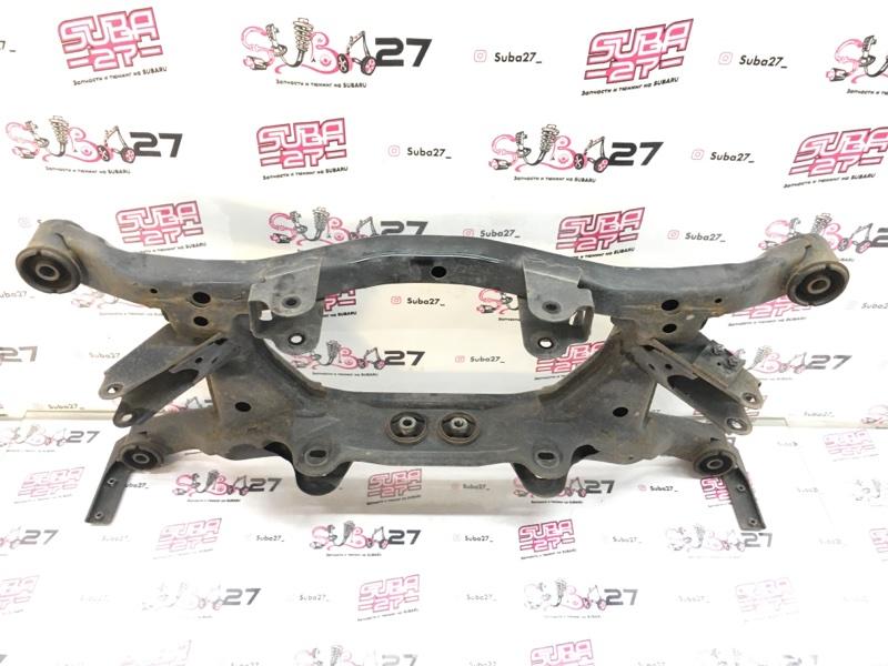 Балка подвески Subaru Legacy BL9 EJ253 2007 (б/у)