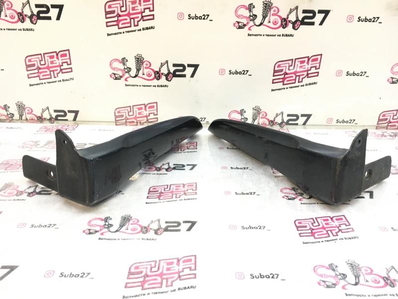 Обвес Subaru Legacy BL9 EJ253 2007 задний (б/у)