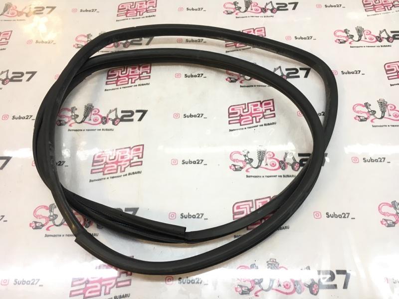 Уплотнительная резинка Subaru Legacy BL9 EJ253 2007 задняя левая (б/у)