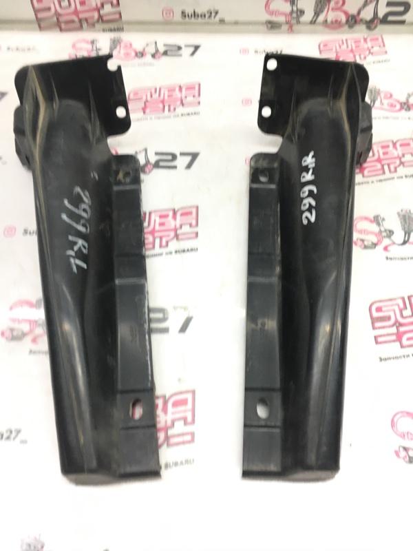 Усилитель бампера Subaru Legacy BLE EZ30 2008 задний (б/у)