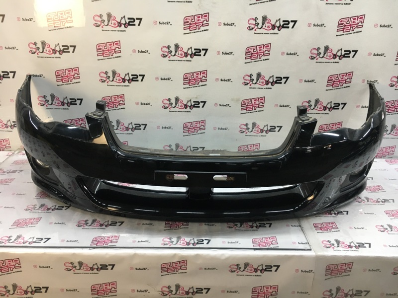 Бампер Subaru Legacy BP5 EJ20X 2008 передний (б/у)