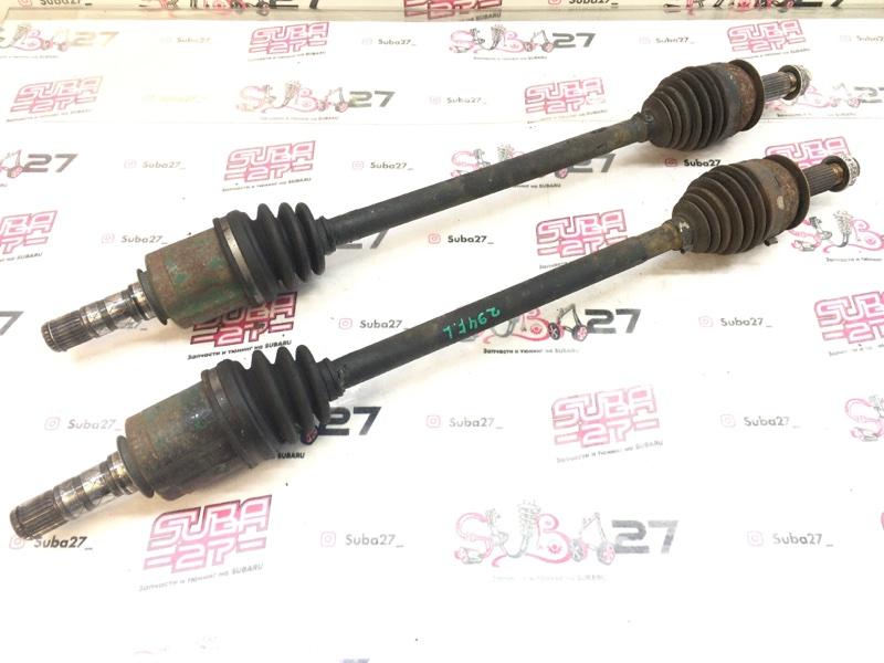Привод Subaru Legacy BP5 EJ20X 2008 передний (б/у)