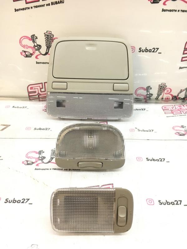 Плафон салона Subaru Legacy BP5 EJ20X 2008 (б/у)