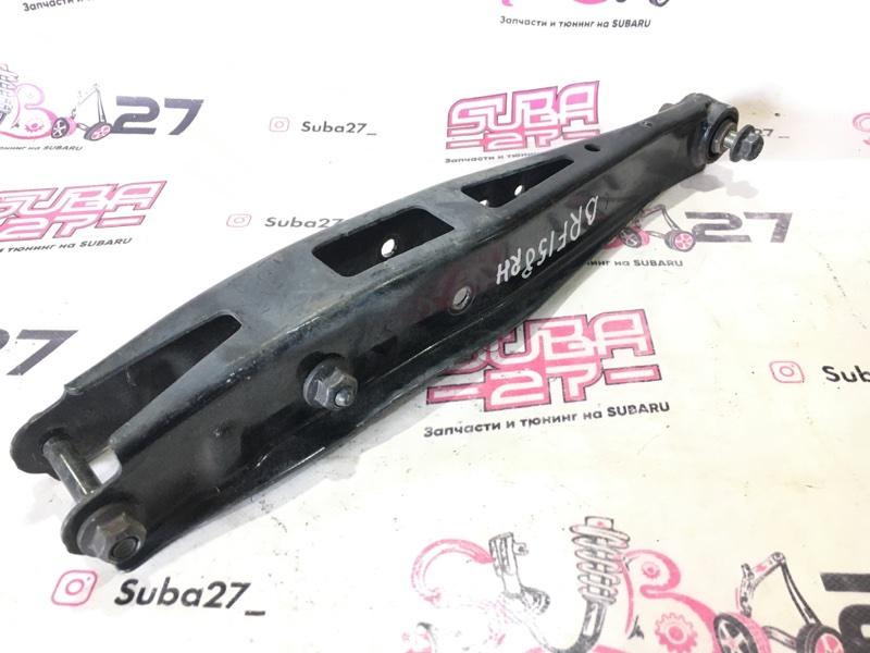 Рычаг подвески Subaru Outback BRF EZ36 2012 задний правый (б/у)