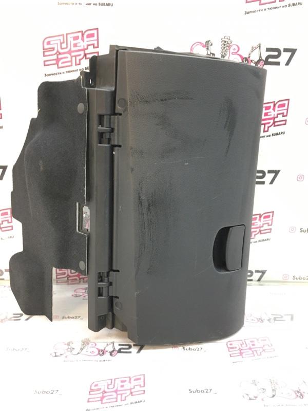 Бардачок Subaru Legacy BR9 EJ253 2009 (б/у)