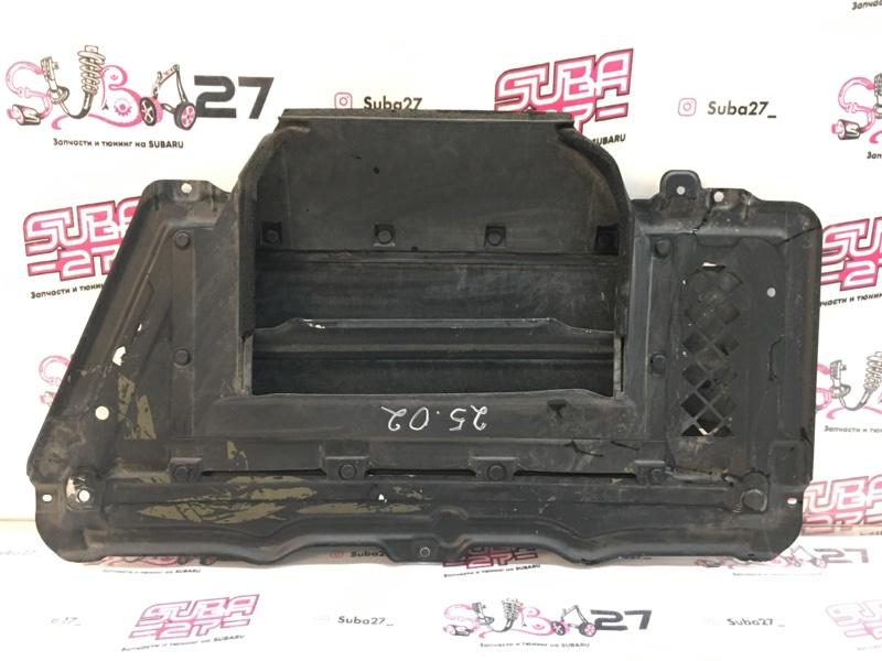 Направляющая интеркулера Subaru Legacy BL5 2003 (б/у)