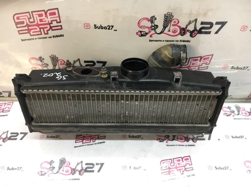 Интеркулер Subaru Forester SG5 EJ205 2002 (б/у)