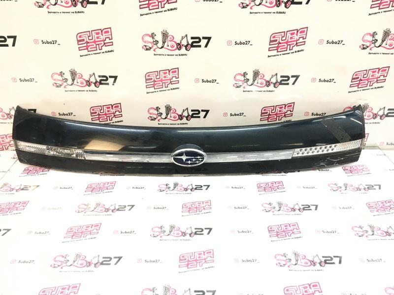 Накладка багажника Subaru Legacy BPE EZ30 2007 (б/у)