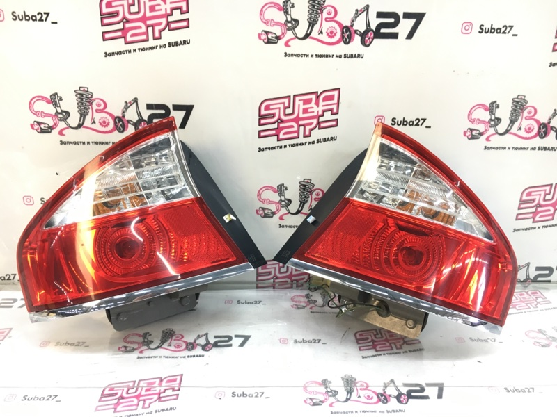 Стоп-сигнал Subaru Legacy BLE EZ30 2006 (б/у)
