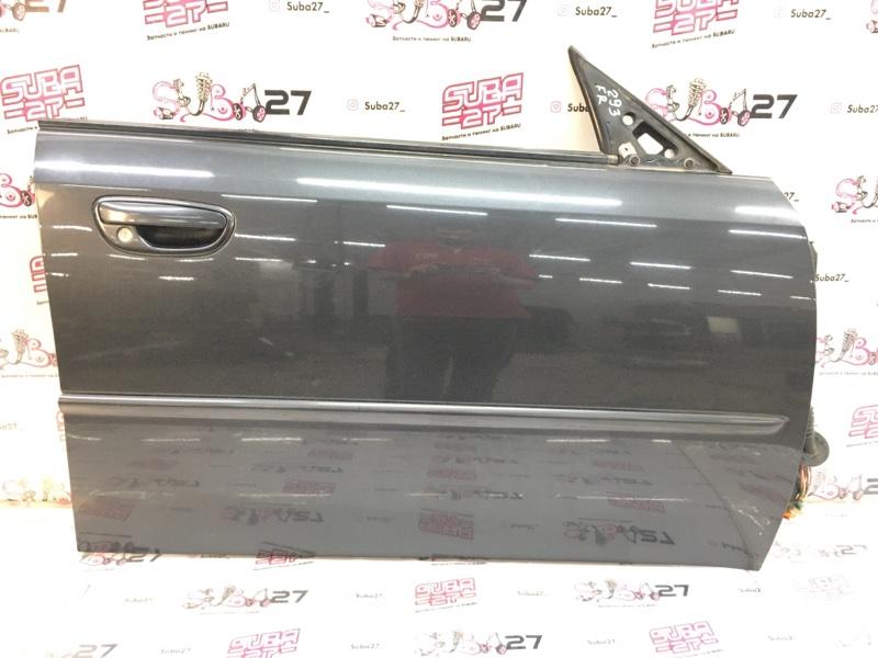 Дверь Subaru Legacy BLE EZ30 2006 передняя правая (б/у)