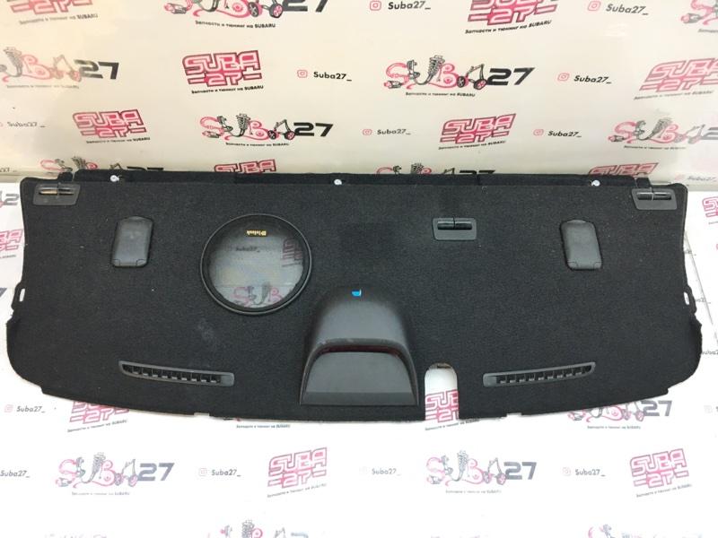 Пластик салона Subaru Legacy BLE EZ30 2006 задний (б/у)