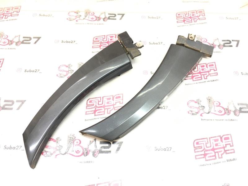 Накладка на крыло Subaru Legacy BLE EZ30 2006 задняя (б/у)