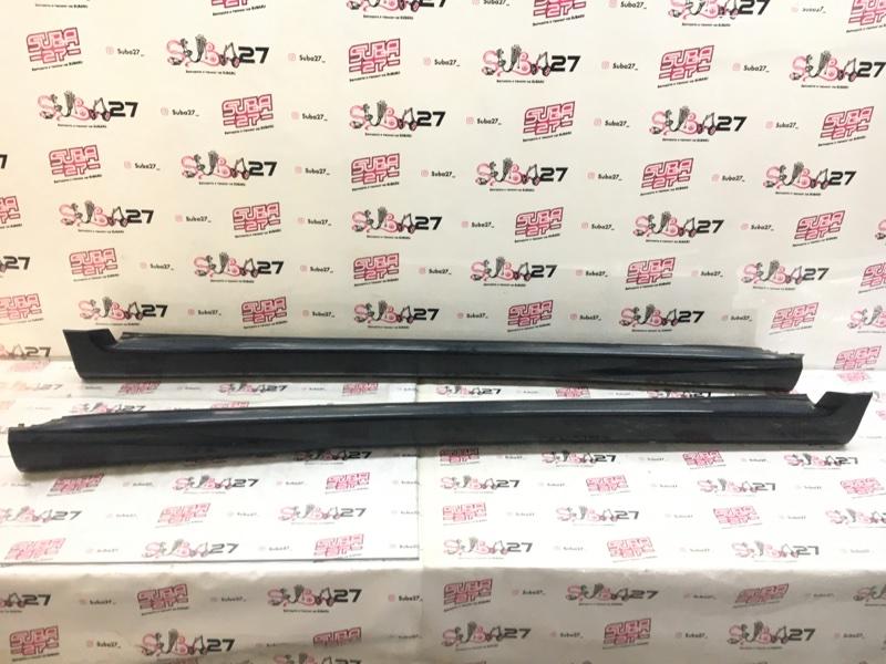 Порог Subaru Legacy BP9 EJ253 2008 (б/у)