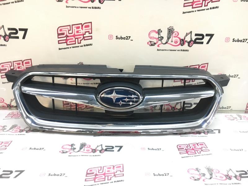 Решетка радиатора Subaru Legacy BL5 EJ20Y 2008 передняя (б/у)