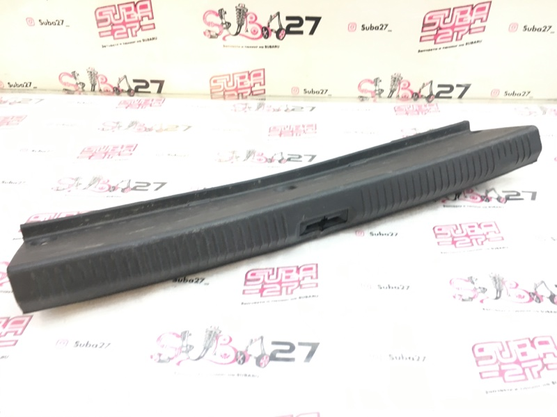 Пластик багажника Subaru Legacy BL5 EJ20Y 2008 (б/у)