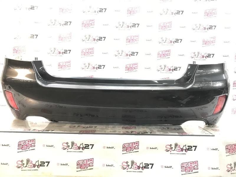 Бампер Subaru Legacy BL9 EJ253 2008 задний (б/у)