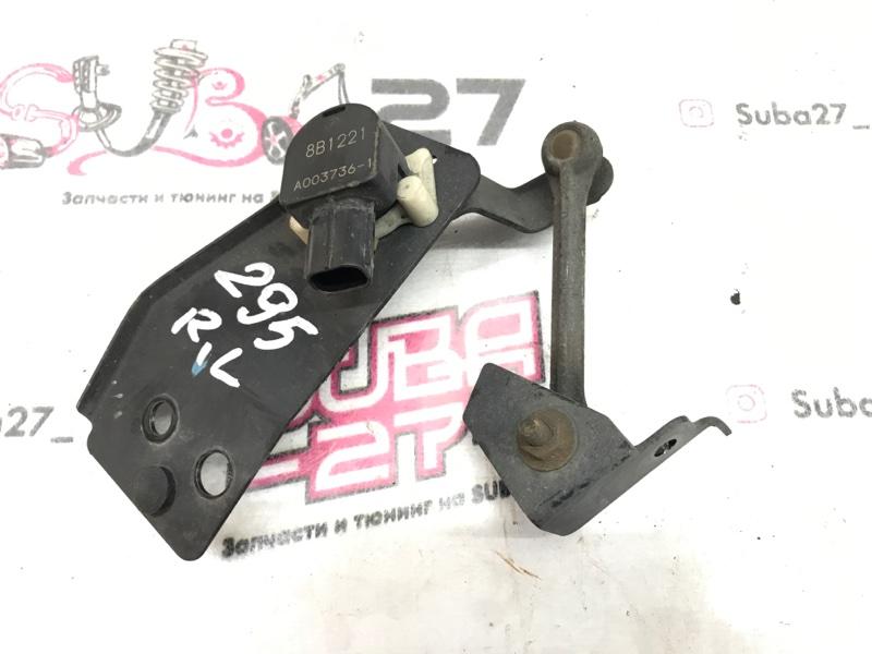 Корректор фар Subaru Legacy BL9 EJ253 2008 задний левый (б/у)